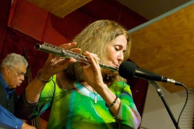 Image result for Andrea Brachfeld Trio